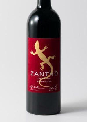 ZANTHO Cuvée 1487 Reserve 2018