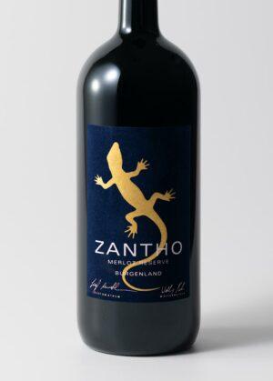 ZANTHO Merlot Reserve Magnum