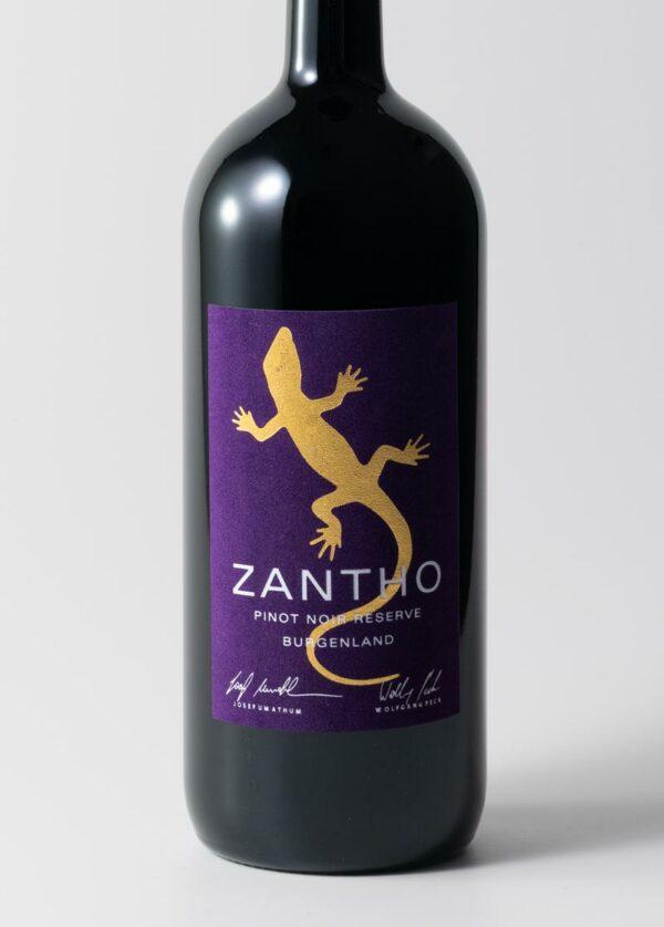 Zantho pinot noir reserve 2018 magnum
