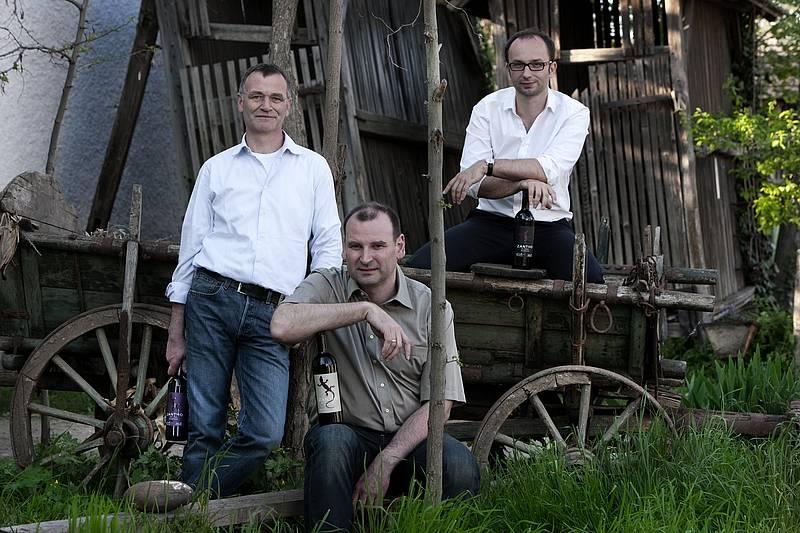 Zantho trio tschardaken