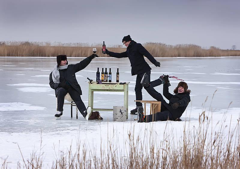 Zantho trio winter 01