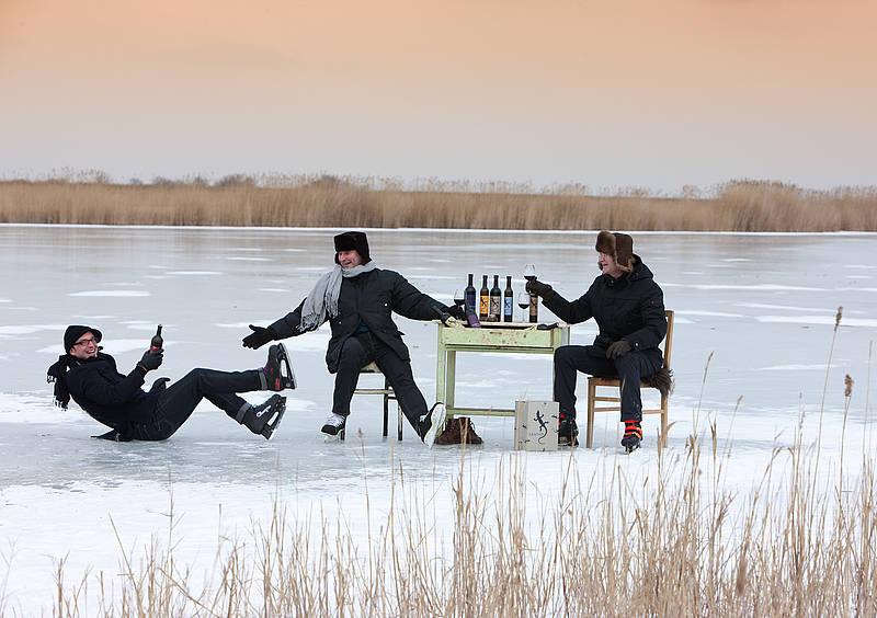 Zantho trio winter 02 1