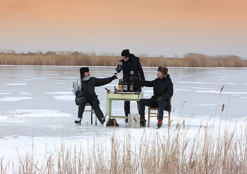 Zantho trio winter 03