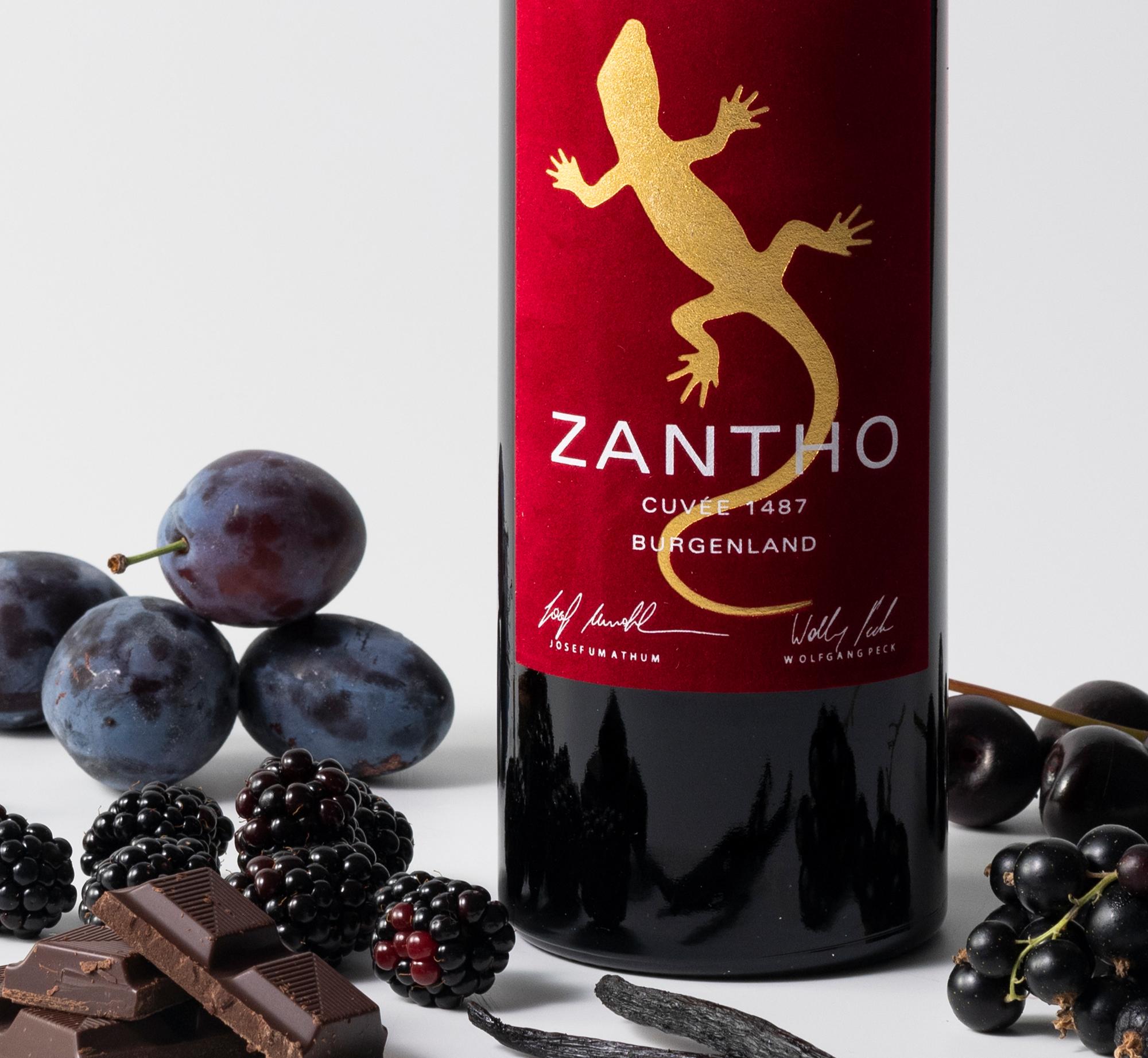Zantho cuvee ©ralphdarabos