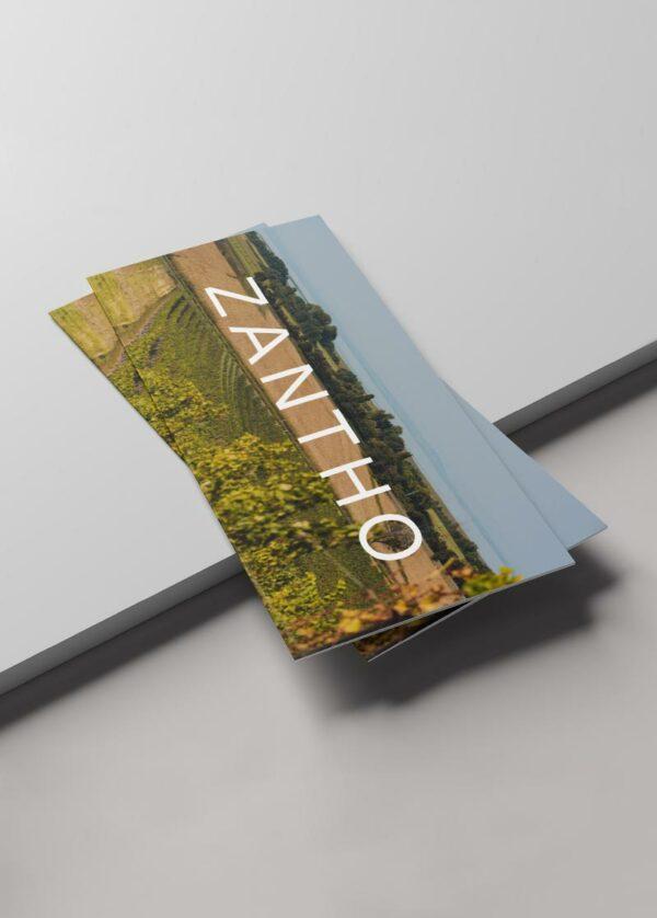 Zantho gift card